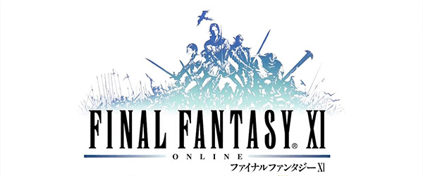 Final Fantasy XI logo for article